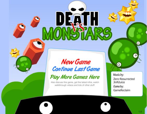 Detah vs Monsters